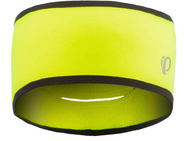 PEARL iZUMi Thermal Headband screaming yellow